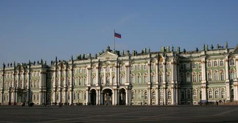 St. Petersburg Russland Winterpalast Eremitage