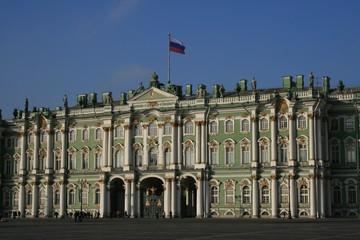 St. Petersburg Winterpalast Russland