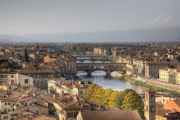 Firenze Veduta Classica