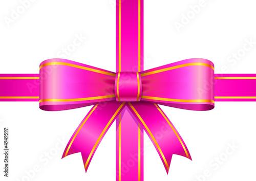 ruban rose paquet cadeau fichier vectoriel libre de droits sur la banque d 39 images. Black Bedroom Furniture Sets. Home Design Ideas