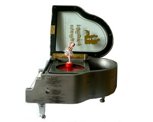 Balet Music Box