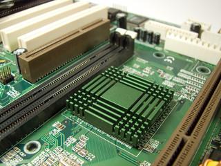 Coprocessor / Motherboard