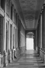 portico vuoto