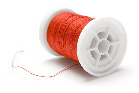 Spool of Red Thread