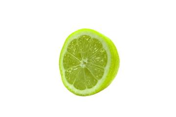 Limone Halbprofil freigestellt