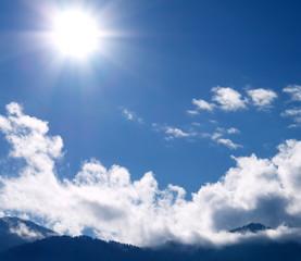 scintillant soleil