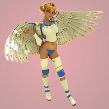 Nymphet Angel