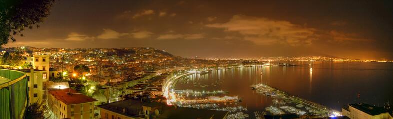 Photo sur Plexiglas Naples Il golfo di Napoli