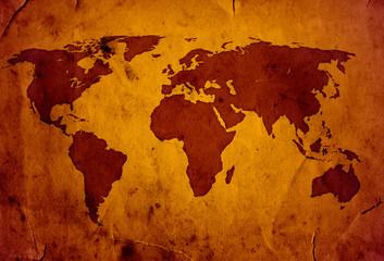 XXL World Map
