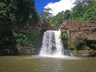 Cataratas de Lahuarpia