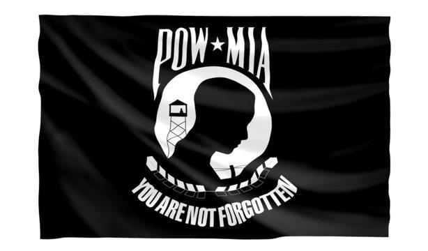 mia/pow flag
