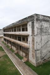 Tuol Sleng prison in Phnom Penh