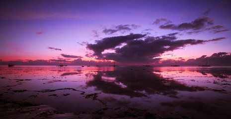 Indian Ocean Dawn