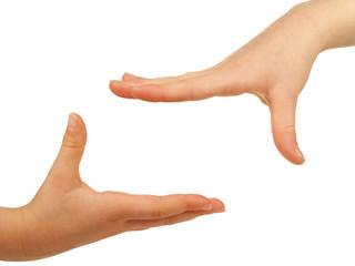 Hände / Zeichen