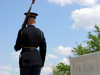 Tomb of the Unknowns Honor Guard