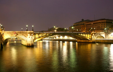 Paris : pont neuf