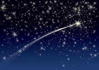 étoile filante 1