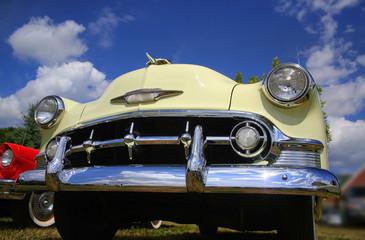 Foto op Plexiglas Oude auto s Classic Car