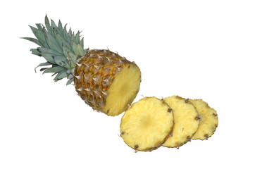 Tranche d'ananas
