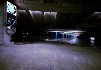 Parking Park&Ride Geneve 4