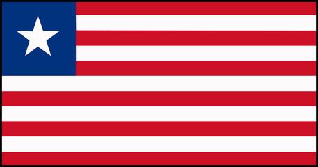 Drapeau du Libéria