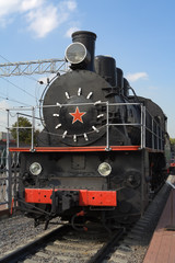 "Steam locomotive ""Em"""