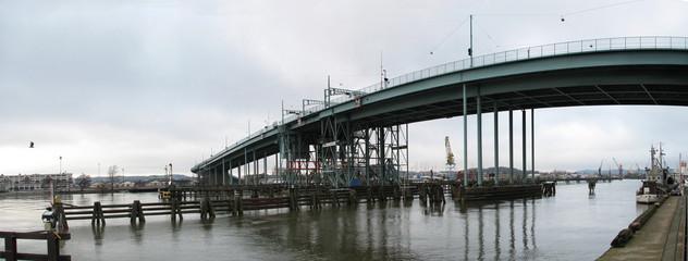 Still bridge in Gothenburg