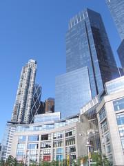 wolkenkratzer in new york