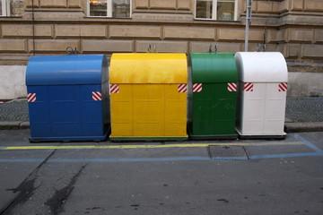 La selección de la basura