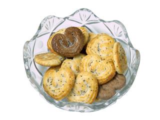 Cookies heart