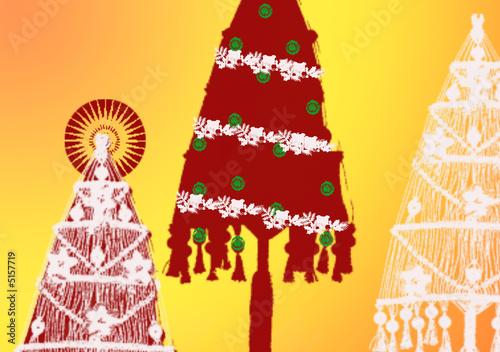 Arboles de navidad decorados fotos de archivo e im genes - Comprar arboles de navidad decorados ...