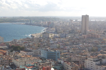Havana Panorama, Cuba