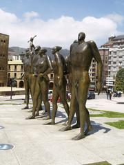 figuras al desnudo