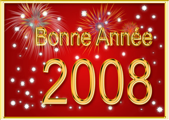 nouvel an 2008