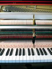 Klaviermechanik