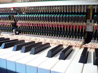 Piano - nackt