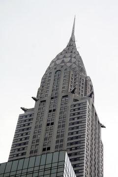 Chrysler Building in New York