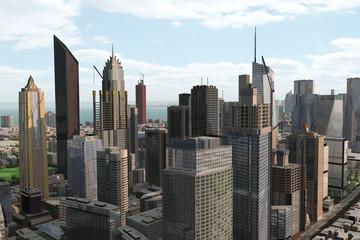 Imaginary city 67