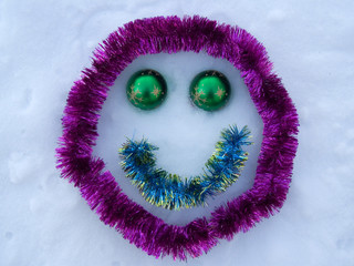 new-year smile