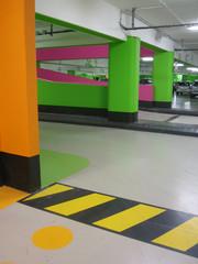 parking colore