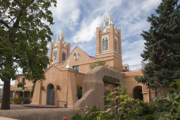 San Felipe de Neri Church, Albuquerque New Mexico