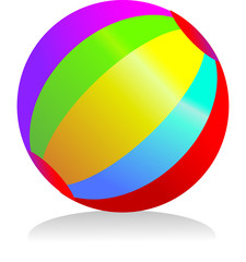 colourful ball