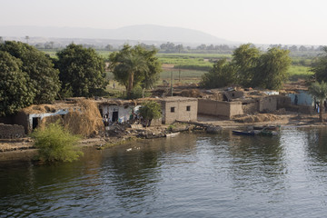 Baracche sul Nilo