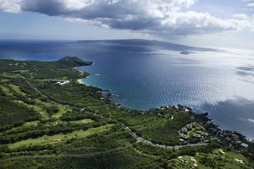 Maui, Hawaii coastline.