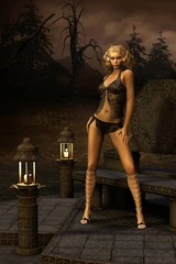 Blonde Witch III