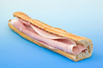 Sandwich Jambon