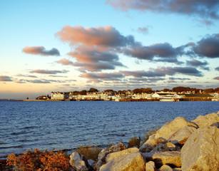 Mackinac Island Harbor, Michigan