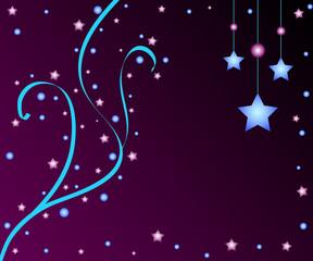Ribbons and stars