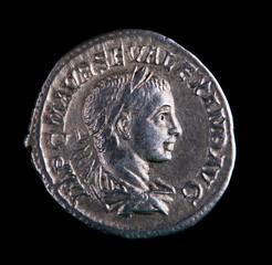 Roman Silver Coin - Alexander