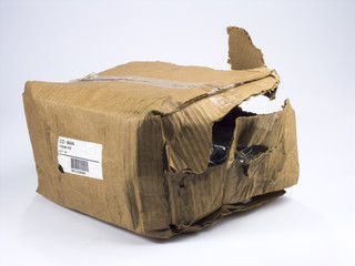 Fragile package, handle with care